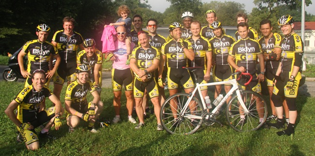 Brooklyn Velo Force Wins Pink